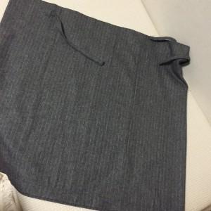 筒状巻きスカート